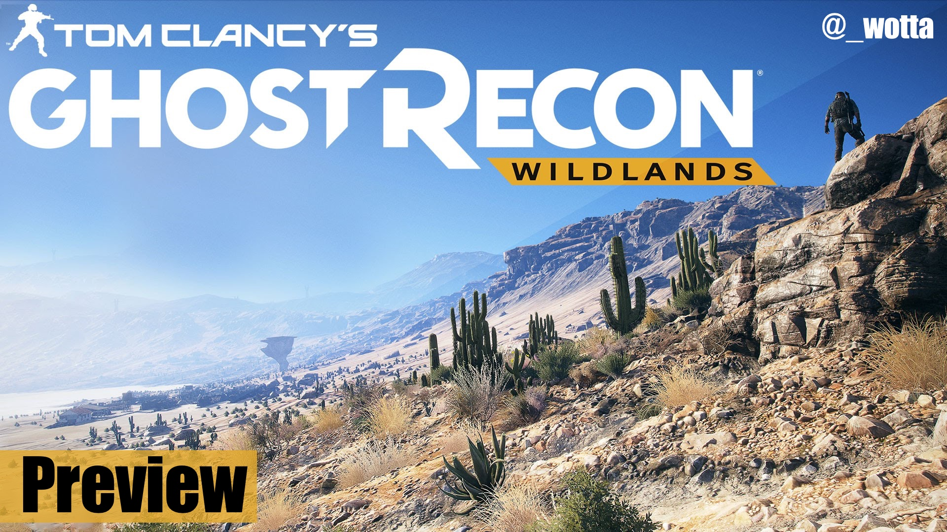 A walk on the wild side – Ghost Recon: Wildlands Preview