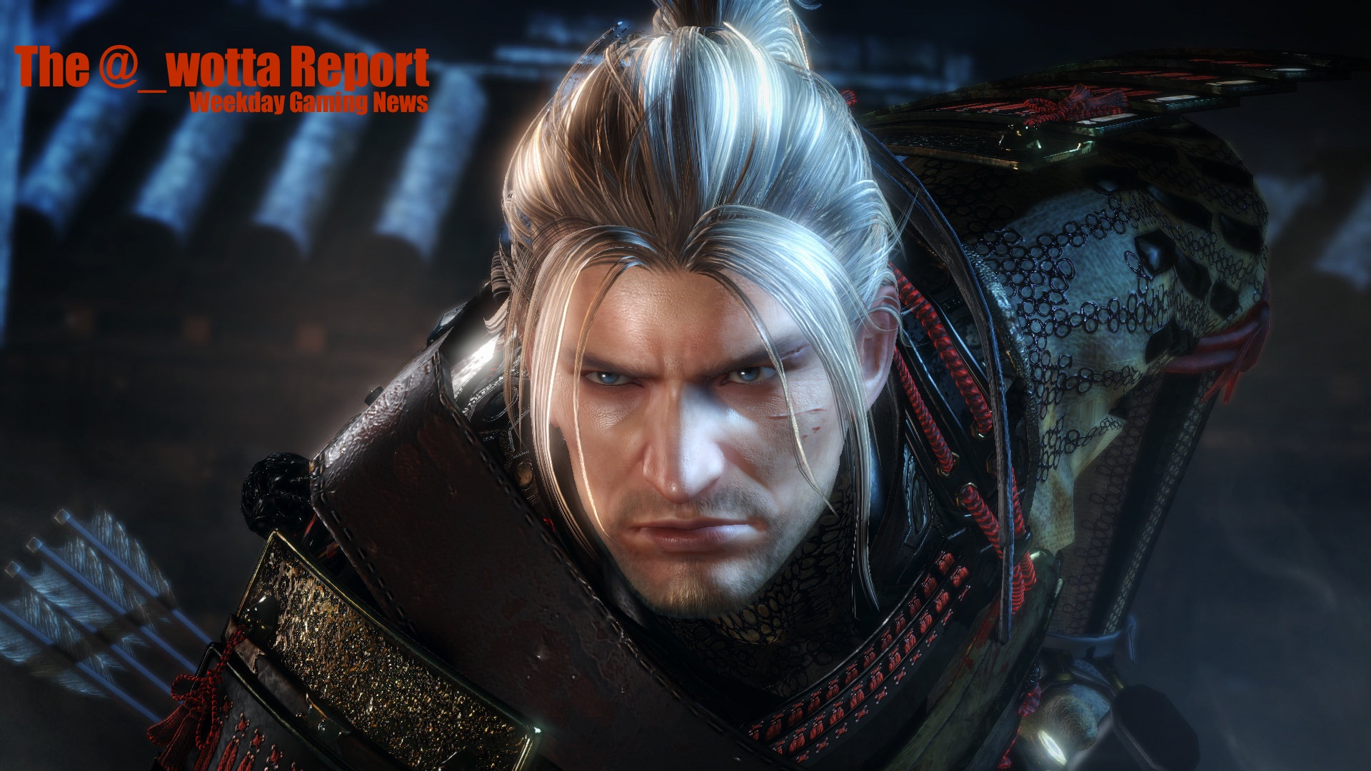The @_wotta Report – Nioh Reviews are in, PS4 Sales impress | Weekday Gaming News