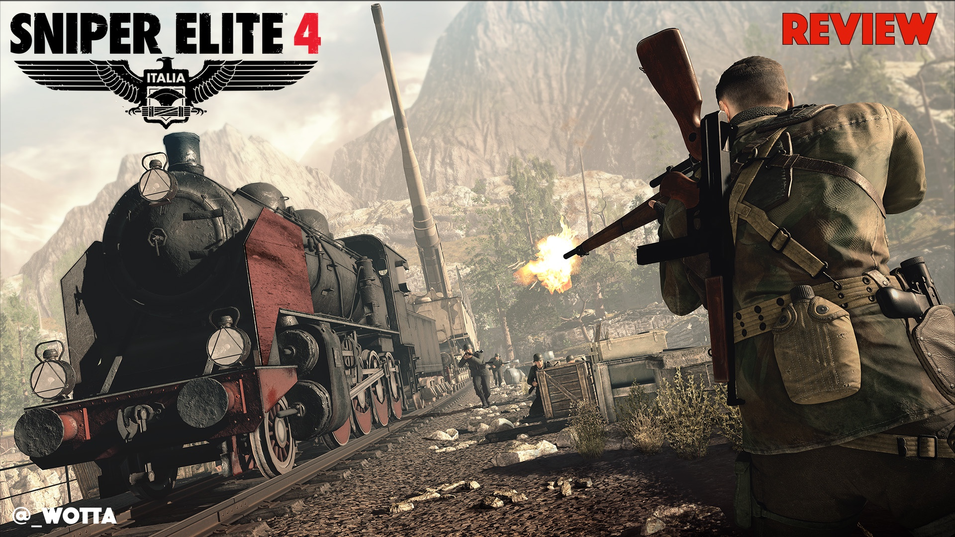 Sniper Elite 4 – PS4 | Review