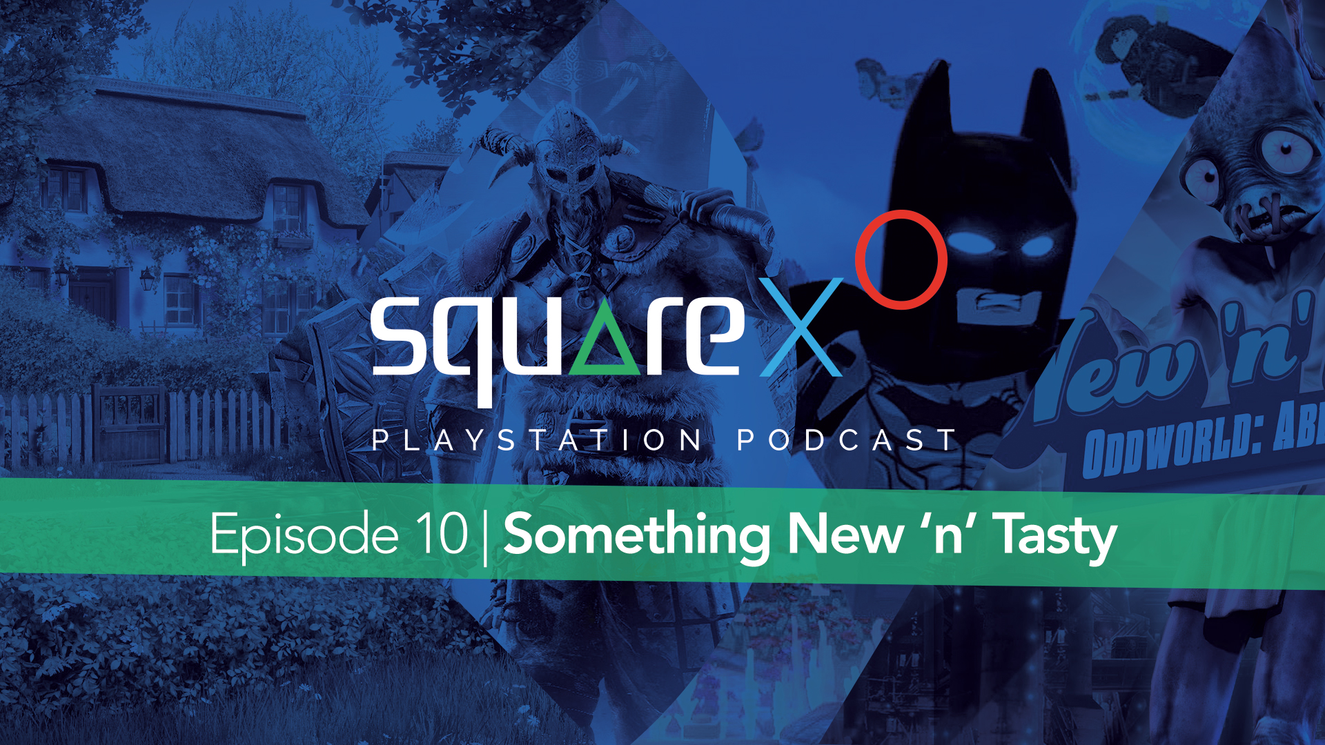 Episode 10 | Something New 'n' Tasty