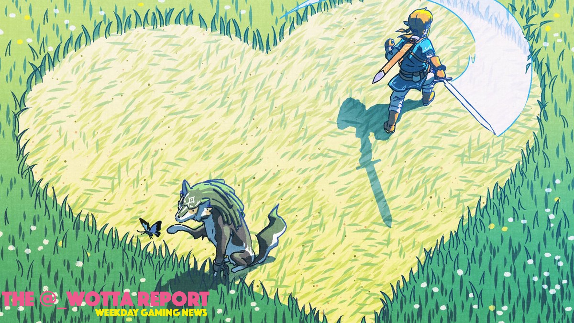 The @_wotta Report – Zelda gets an Expansion Pass | Weekday Gaming News