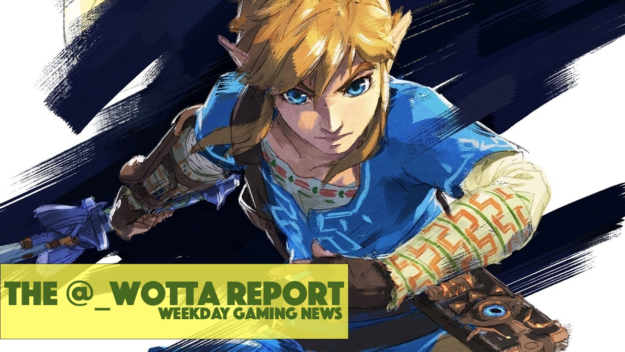 The @_wotta Report – Zelda reviews rate it as one of the greatest games of all time | Weekday Gaming News