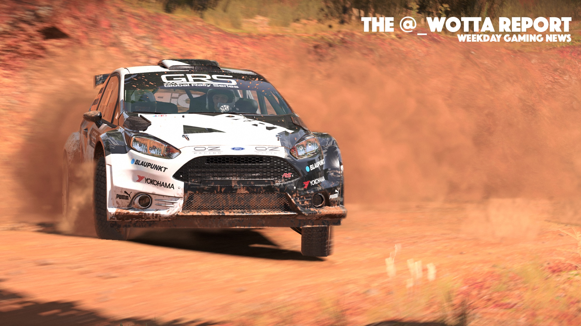 The @_wotta Report – DiRT 4 Day One and Special Editions announced | Weekday Gaming News