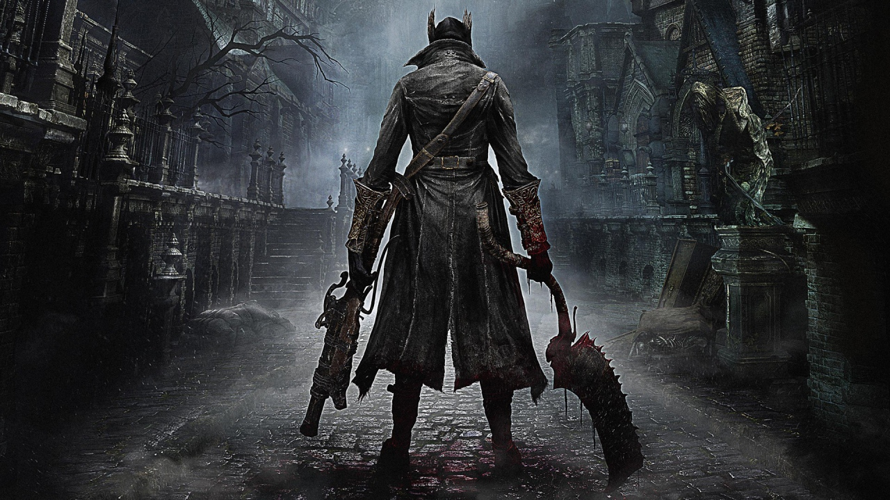 Joining the Hunt │Why I Love Bloodborne