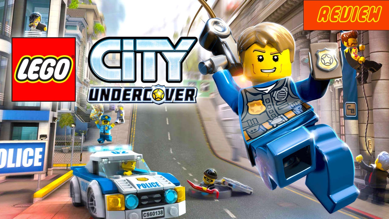 LEGO City Undercover – PS4 | Review