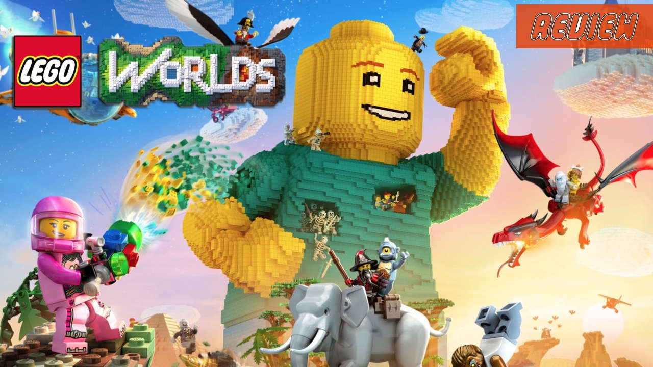 LEGO Worlds – PS4 | Review