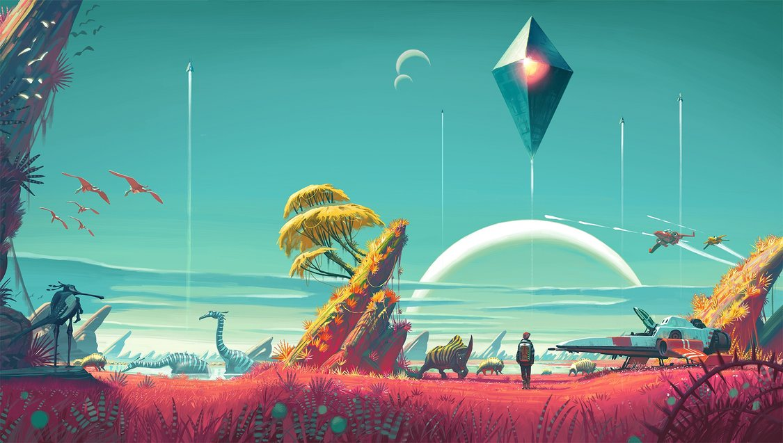 Why I Love No Man's Sky