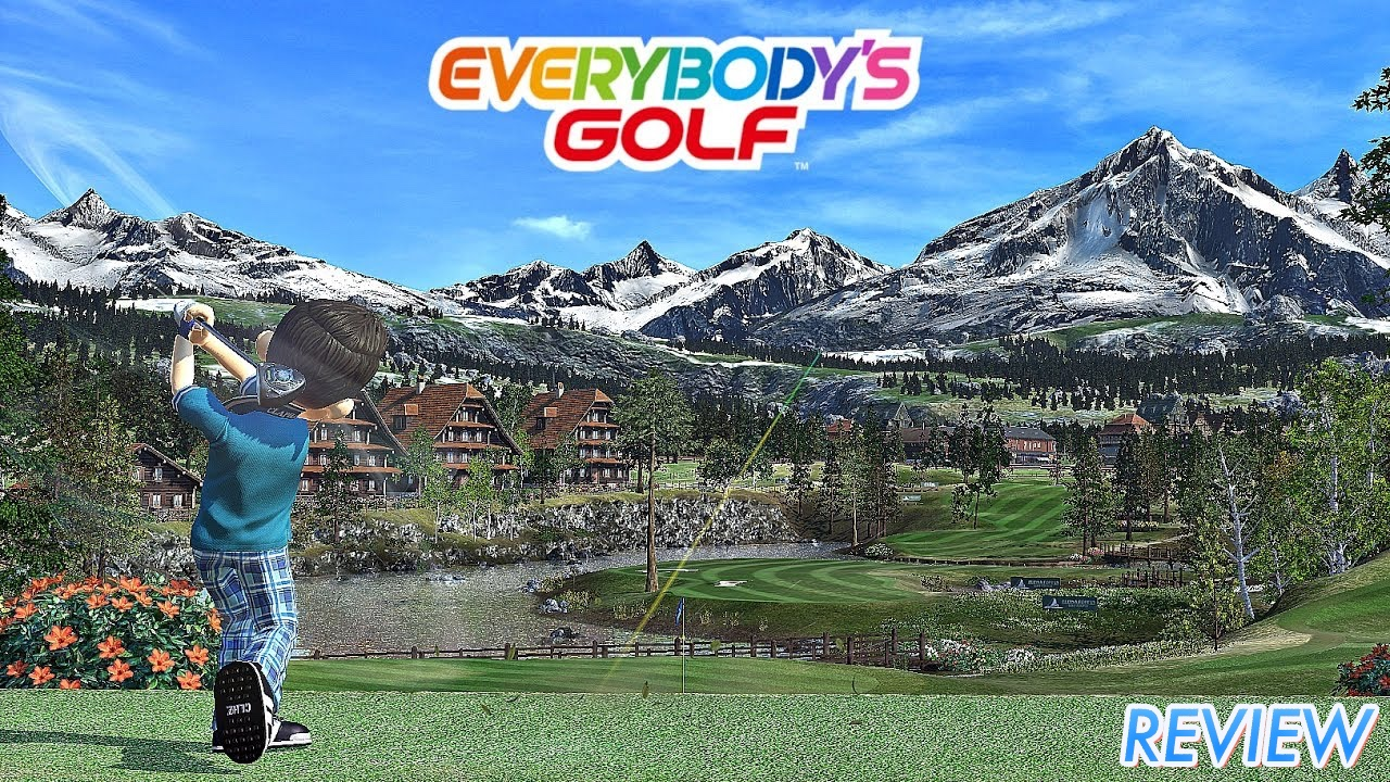 Everybody's Golf – PS4 | Review