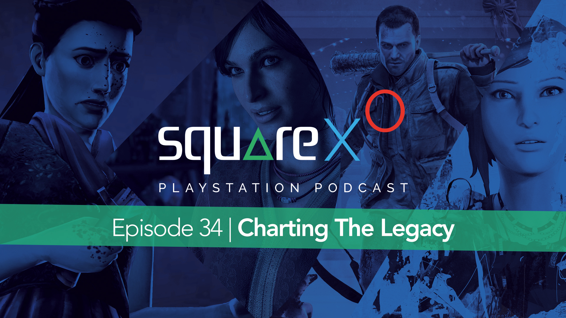 Episode 34 | Charting the Legacy