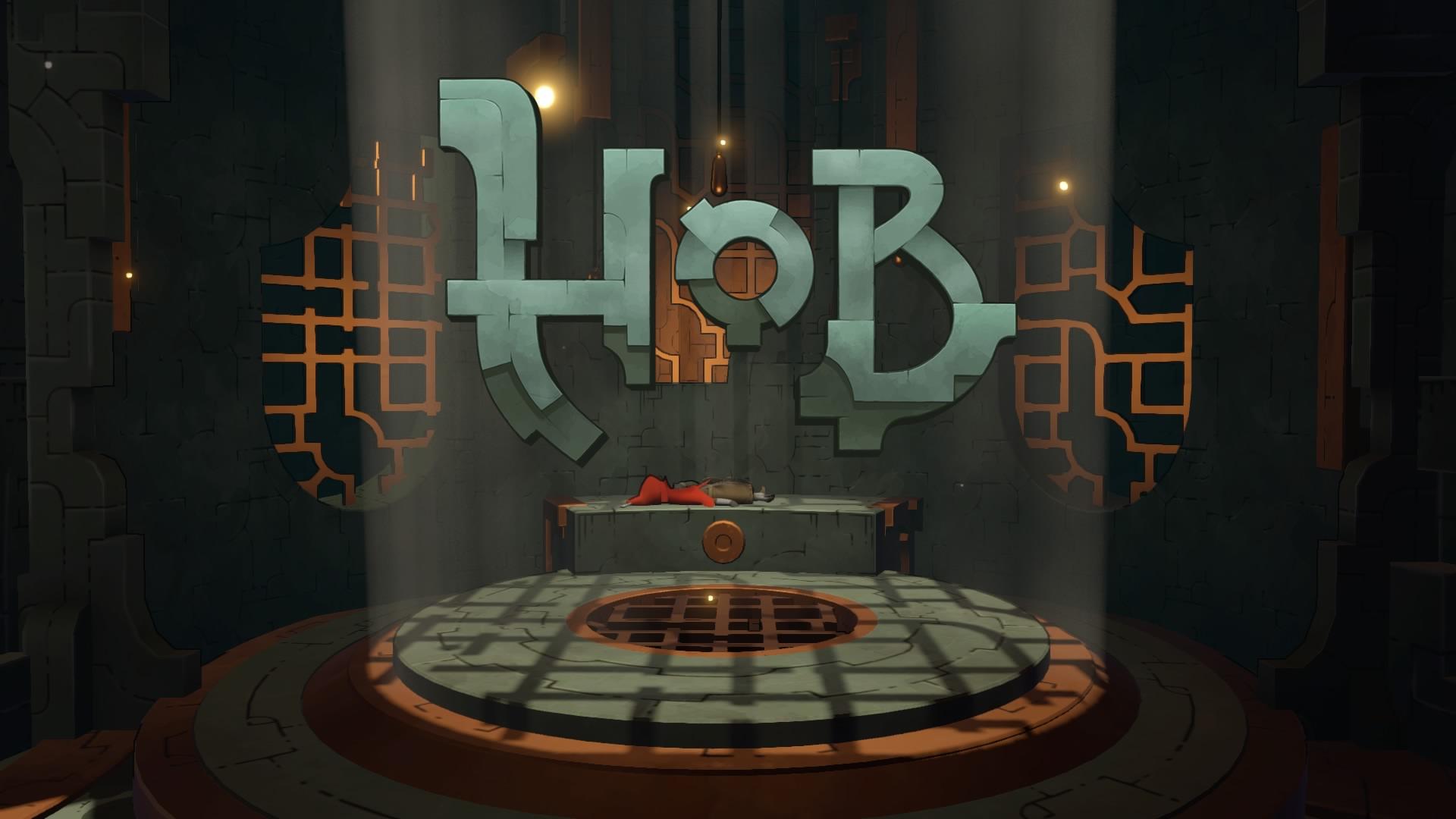 Hob – PS4 ǀ Review