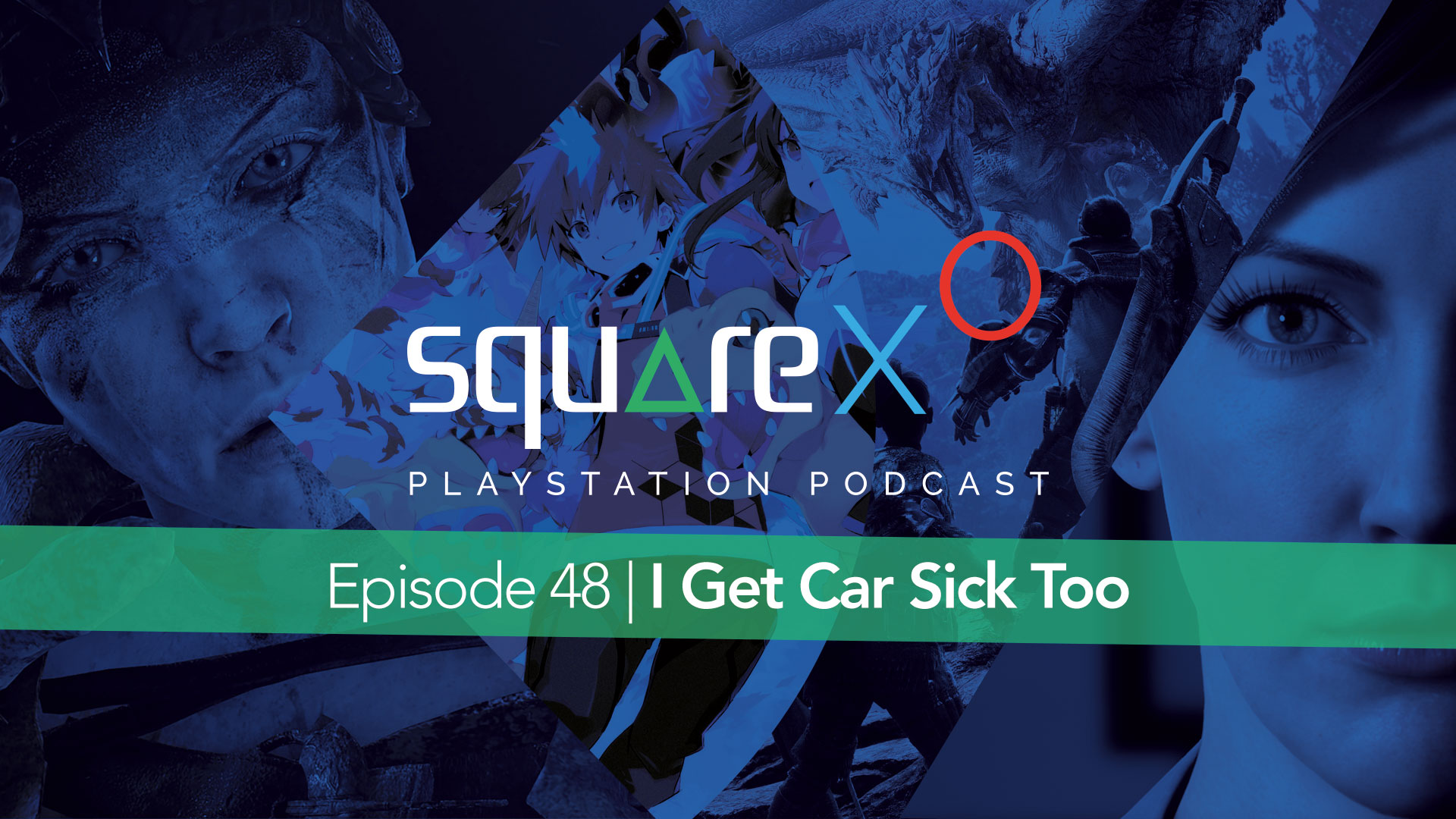 Episode 48 | I Get Car Sick Too