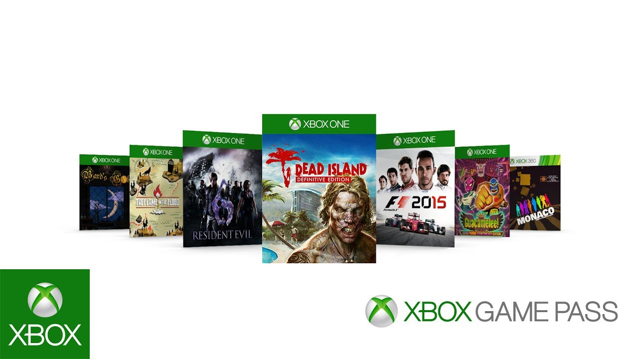 Microsoft's Xbox Games Pass announcement could change the face of gaming forever