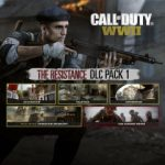 Call Of Duty: WWII The Resistance DLC Pack 1