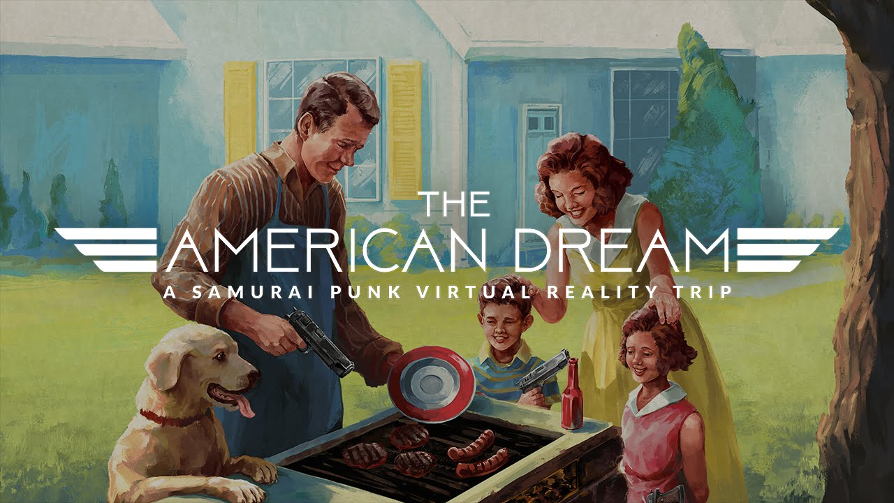 The American Dream – PSVR | Review