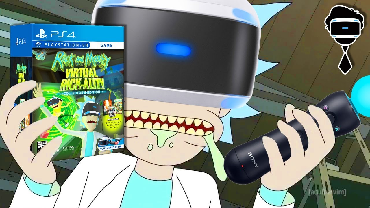 Rick and Morty: Virtual Rick-ality – PSVR | Review