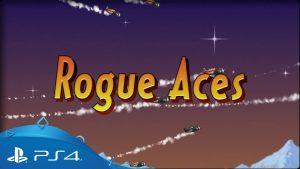 Rogue Aces – PS4/PS Vita | Review