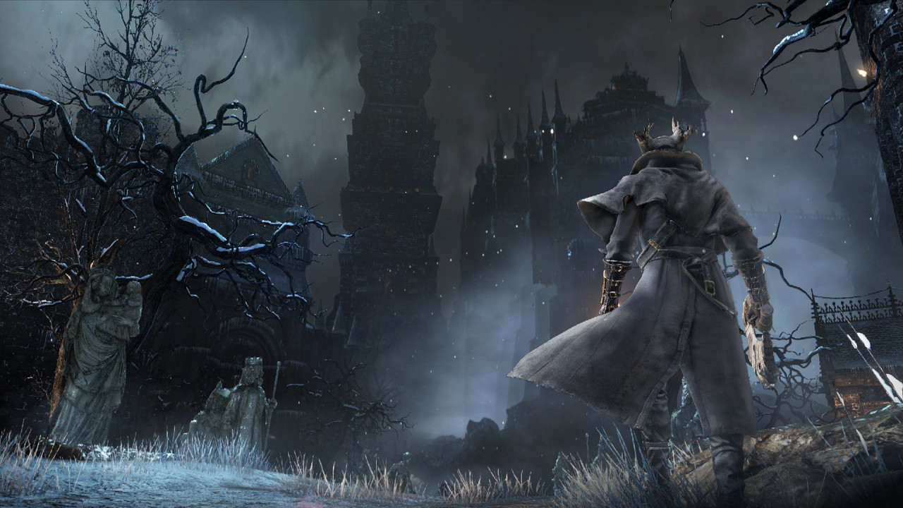 Bloodborne – A Rookie's Perspective (Part One)