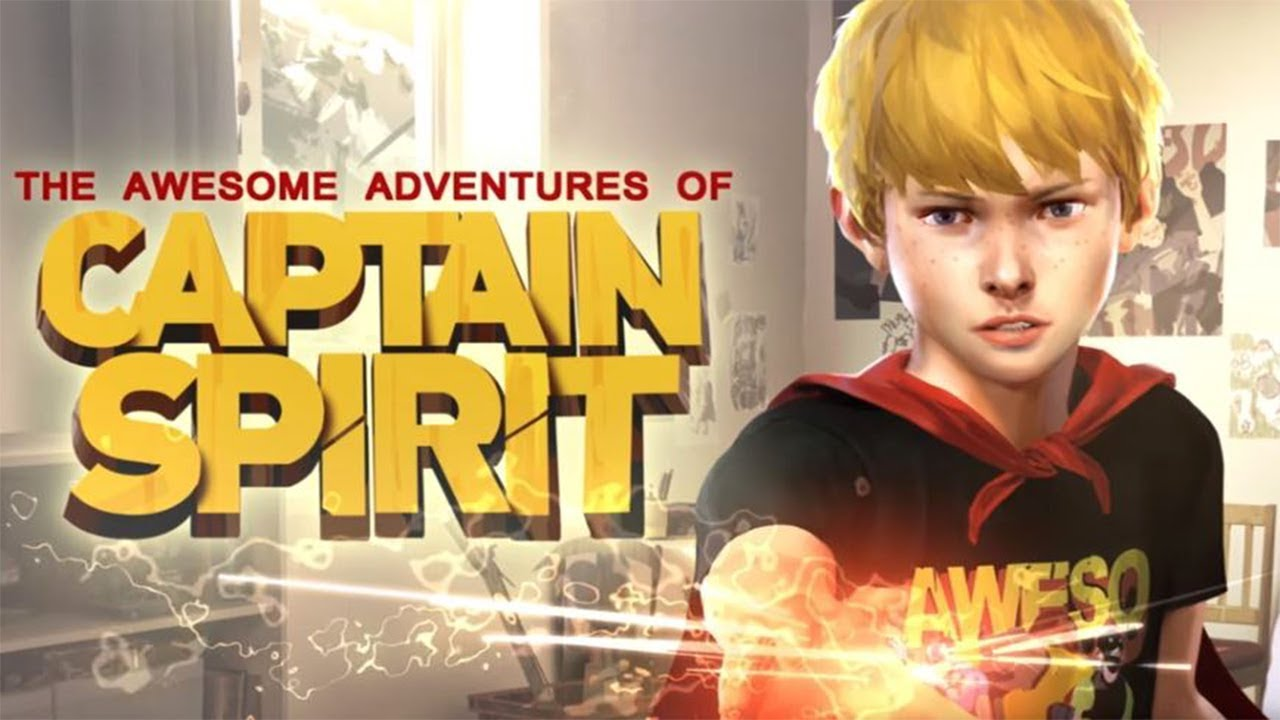 The Awesome Adventures of Captain Spirit – PS4 | Review