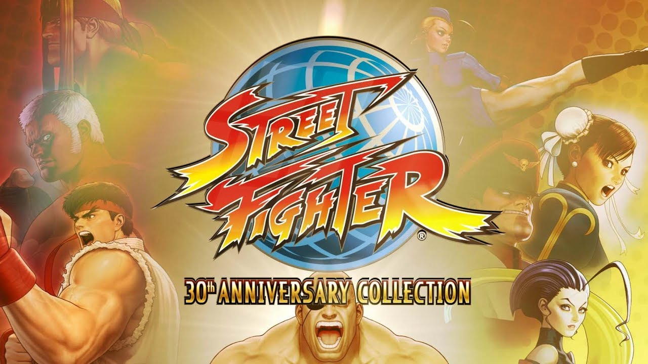 Street Fighter 30th Anniversary Collection – PS4 | Review