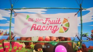 All-Star Fruit Racing – PS4 | Review