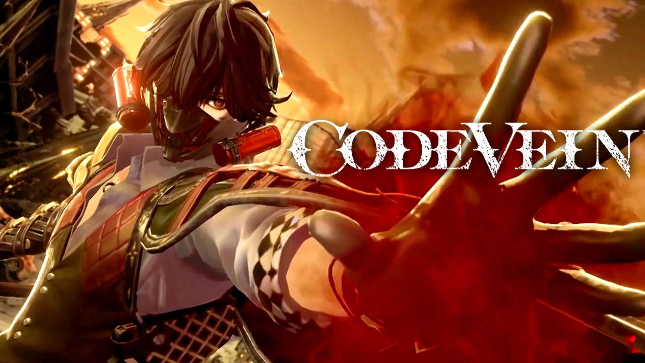 Code Vein Release Date Delayed to 2019