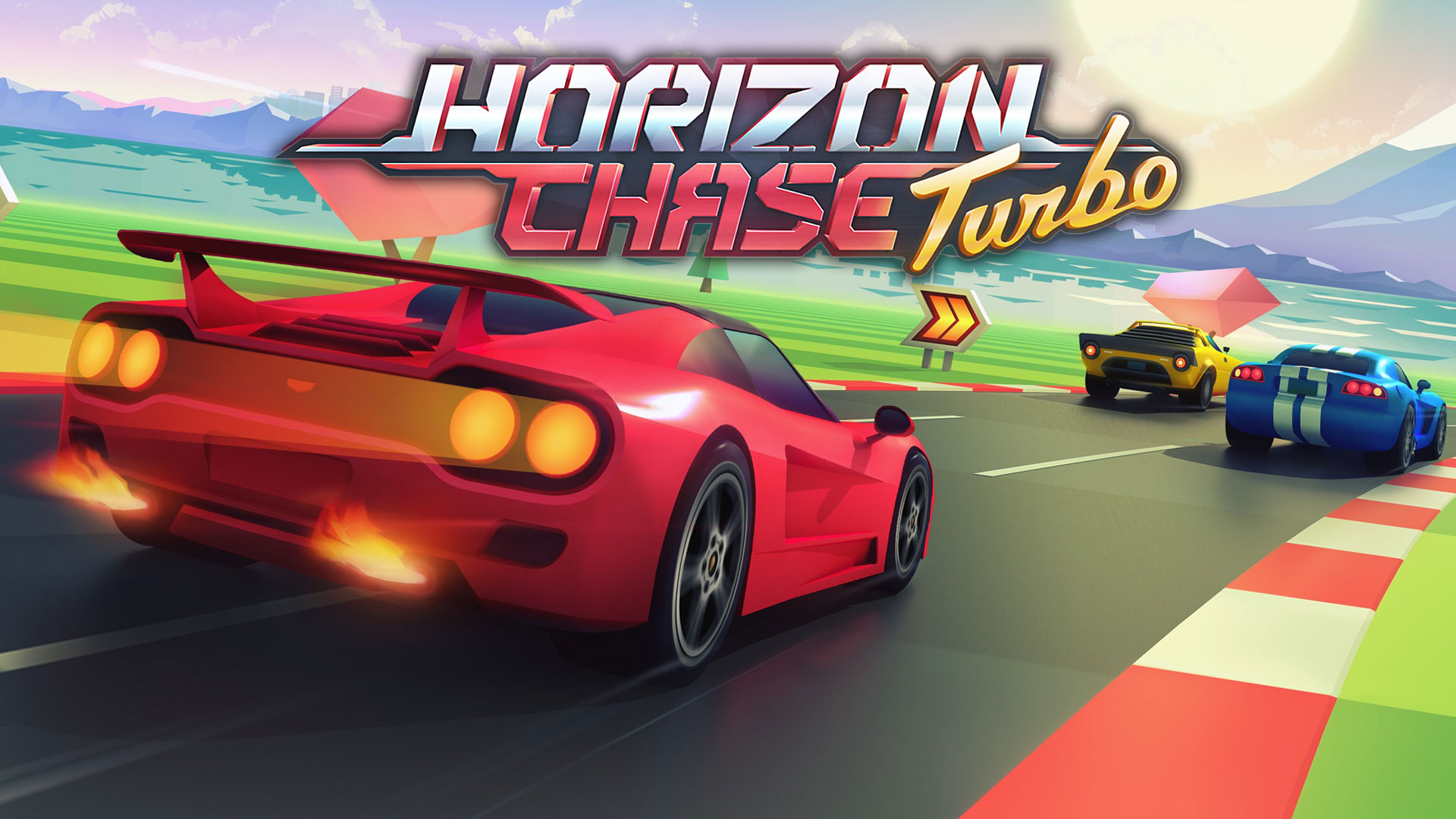 Horizon Chase Turbo – PS4 | Review