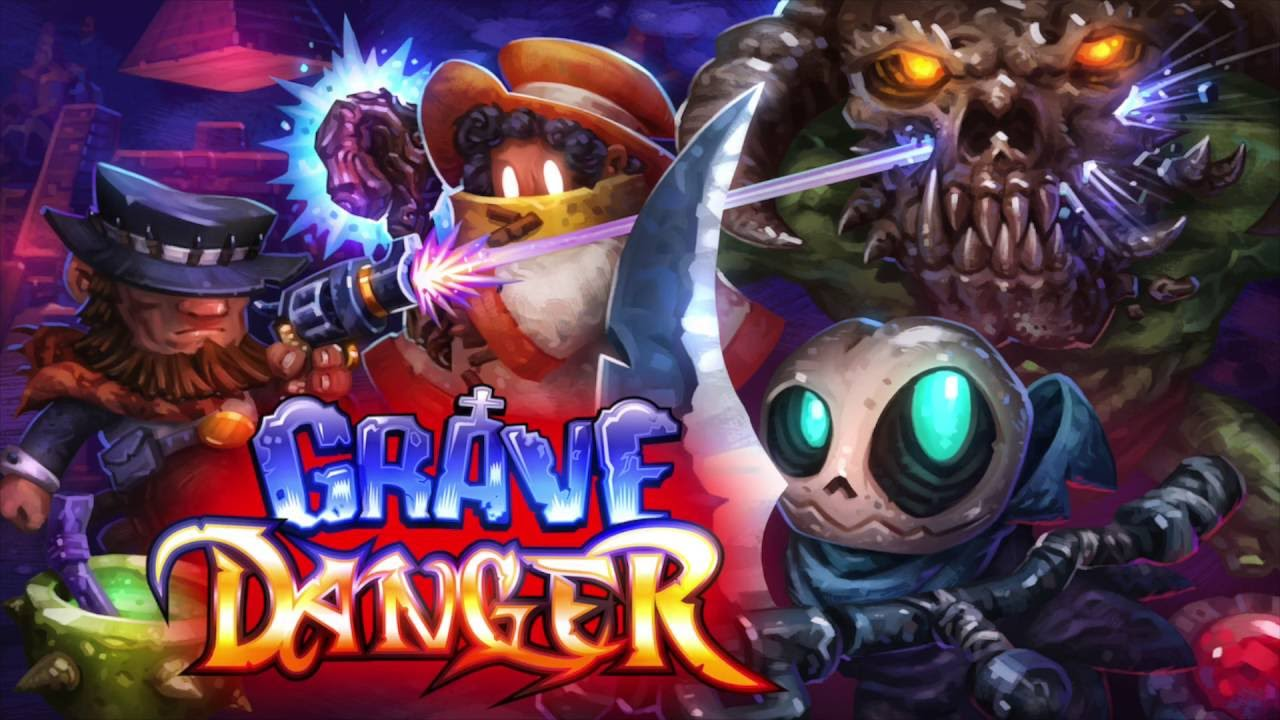 Grave Danger – PS4 | Review