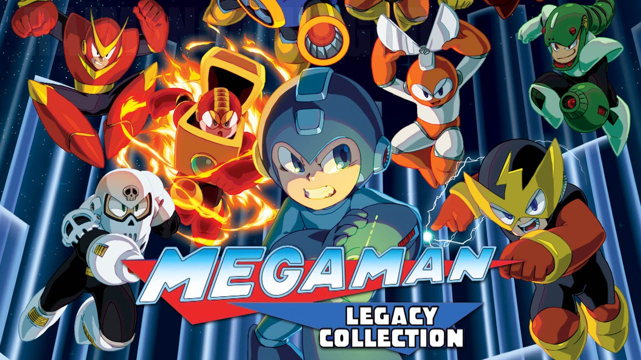 The Mega Man X Collections 1+2 – PS4 | Review