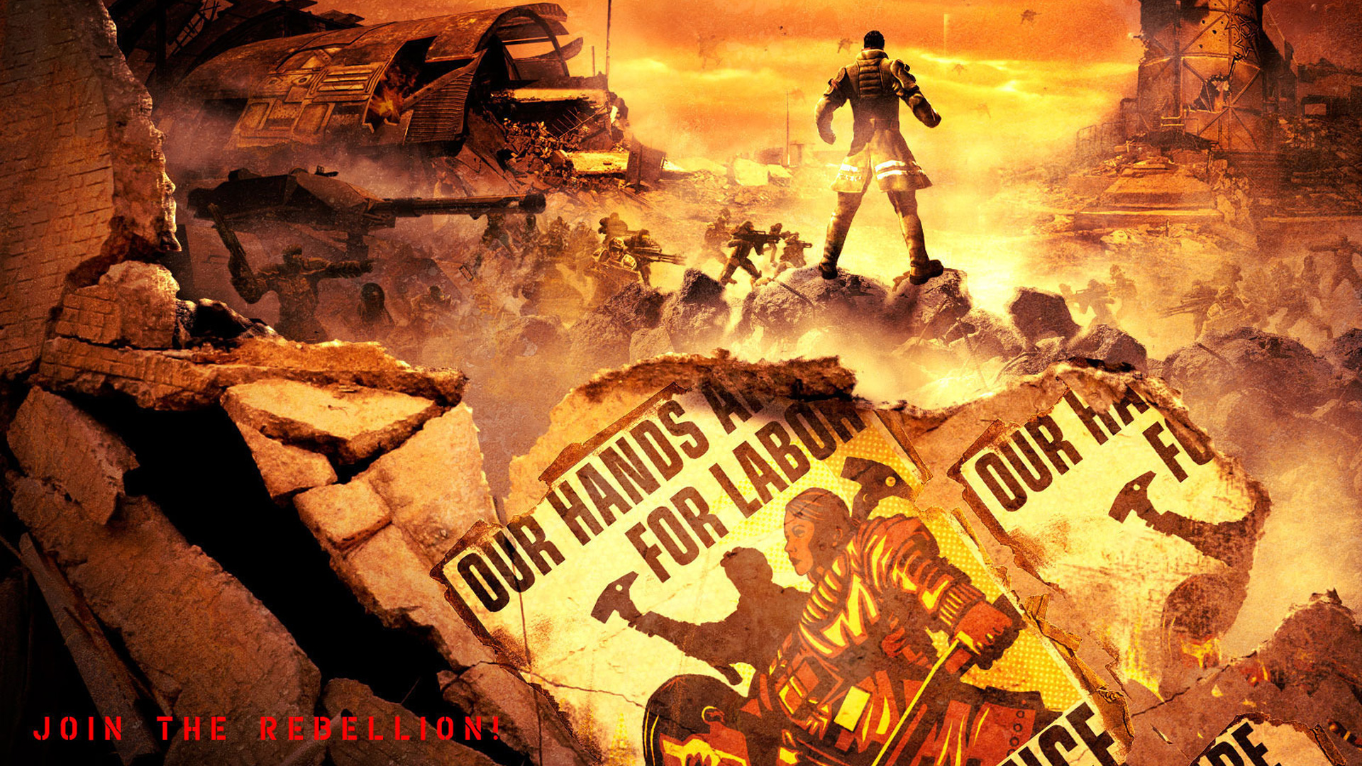 Red Faction Guerilla Re-Mars-Tered – PS4 ∣ Review