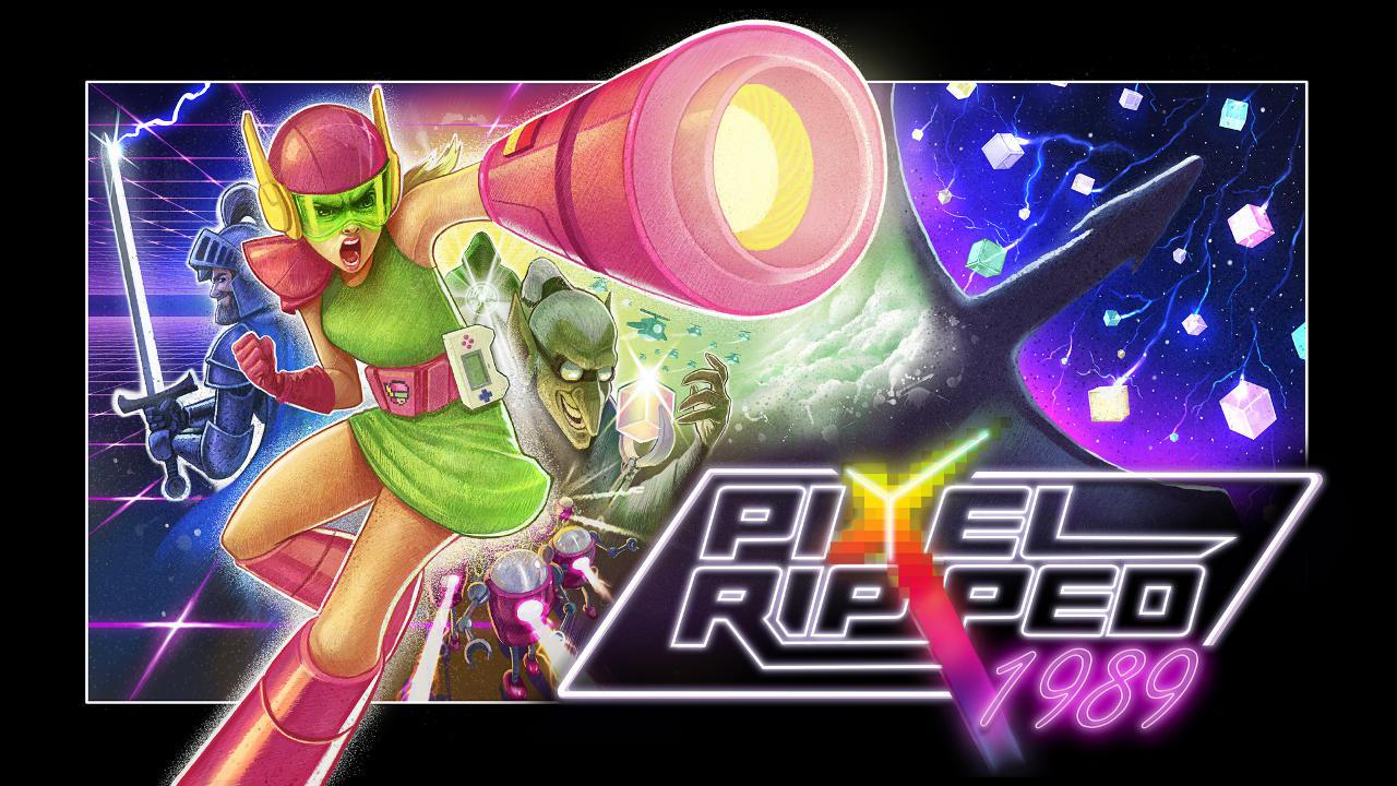 Pixel Ripped 1989 – PSVR | Review