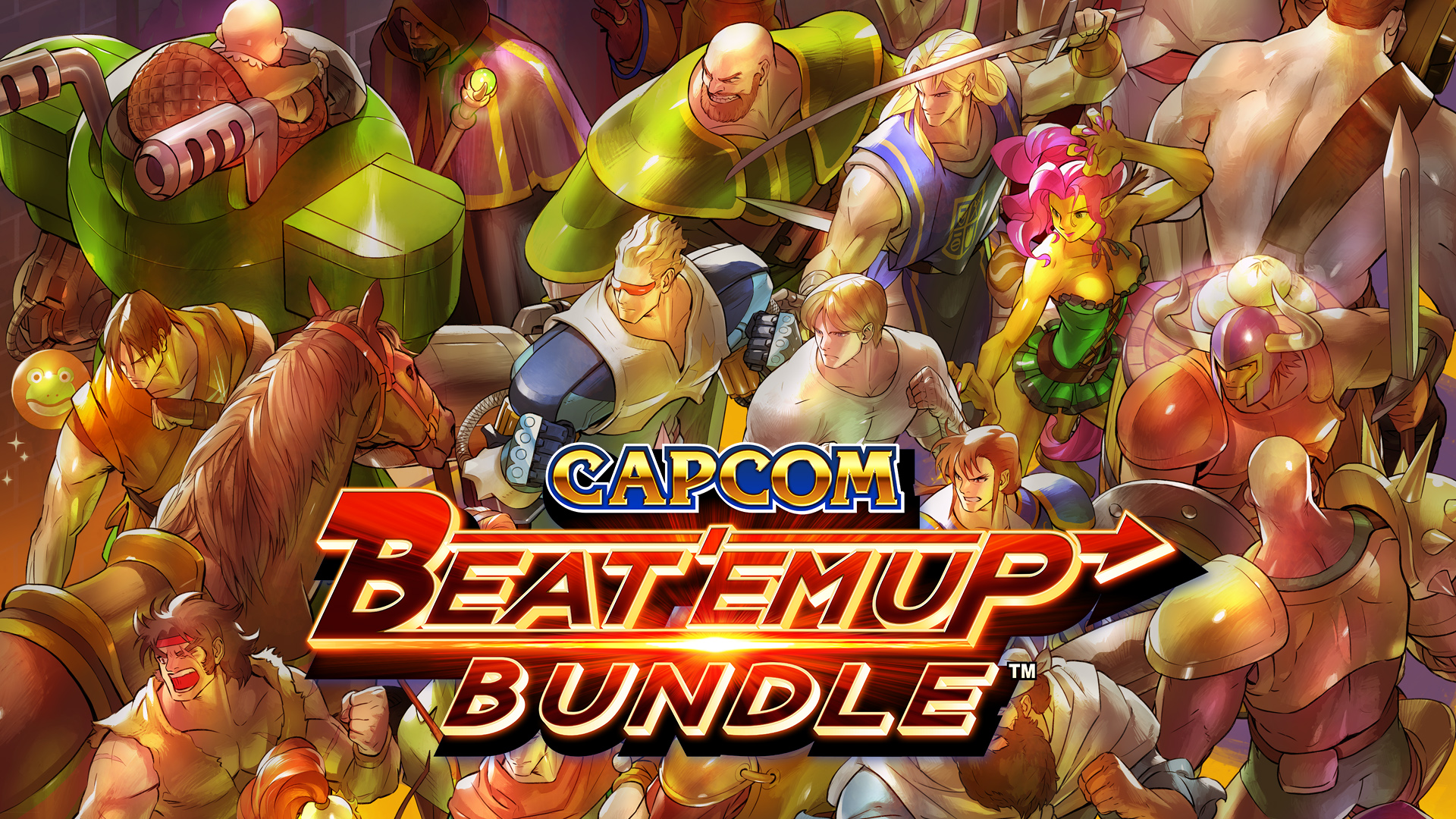 Capcom Beat 'em Up Bundle – PS4 | Review