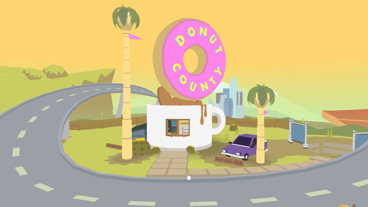 Donut County – iOS/PS4 | Review