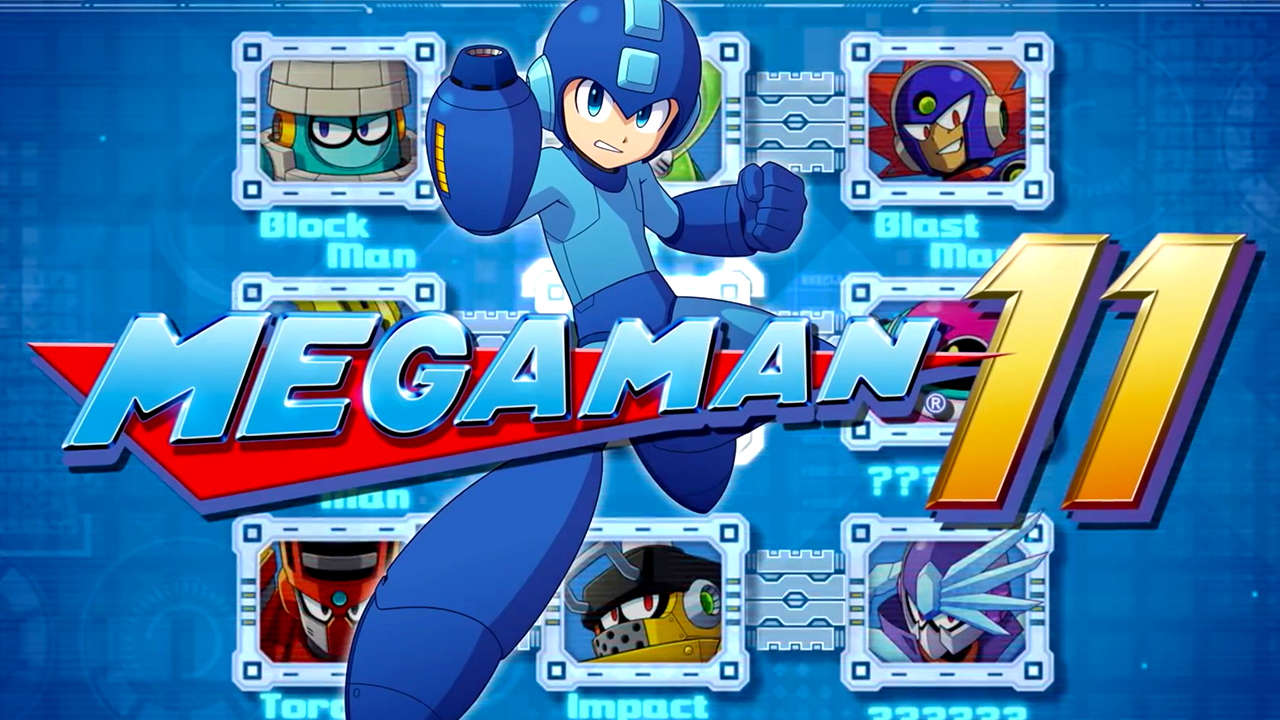 Mega Man 11 – PS4 | Review