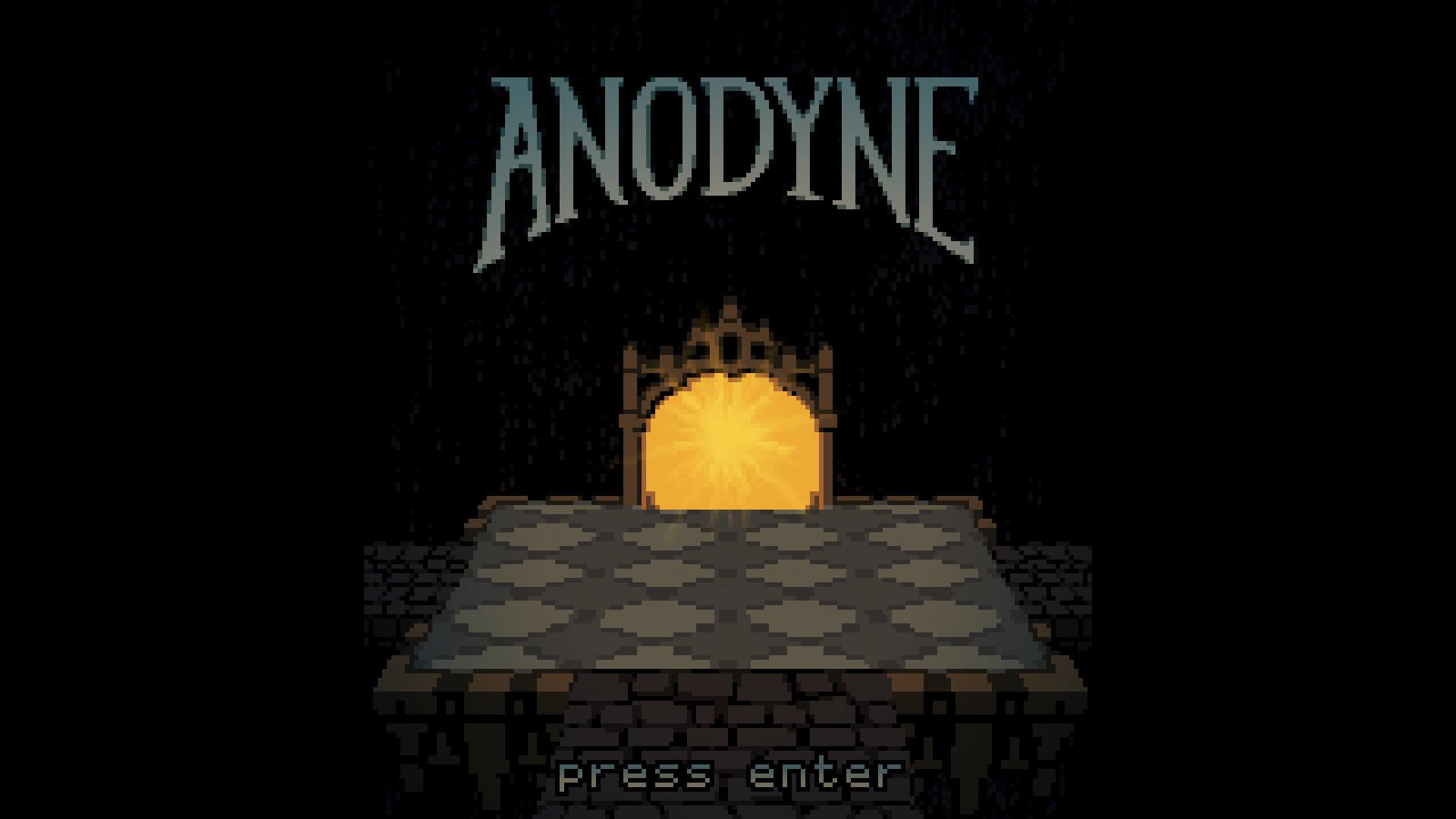 Anodyne – PS4 | Review