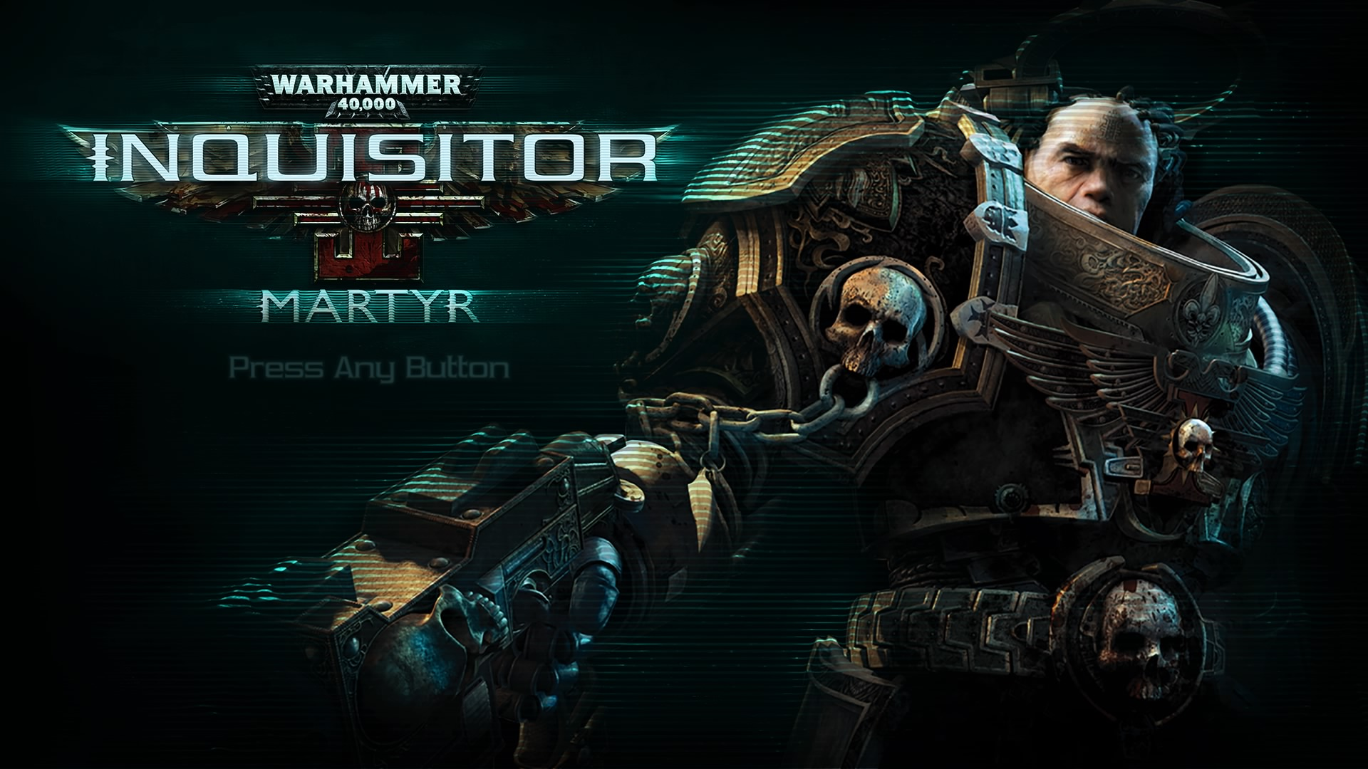 Competition: Win One of Five Copies of Warhammer 40K: Inquisitor – Martyr