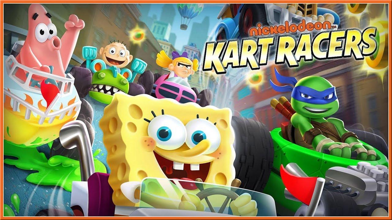 Nickelodeon Kart Racers – PS4 | Review