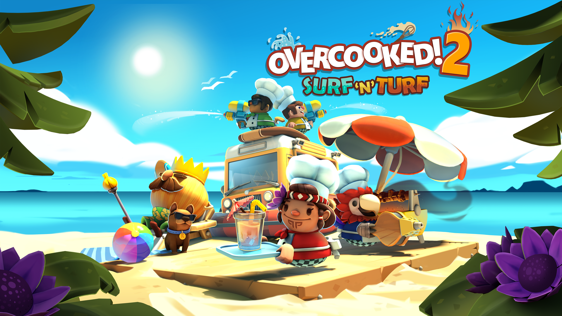 Overcooked 2: Surf and Turf – PS4 | Review