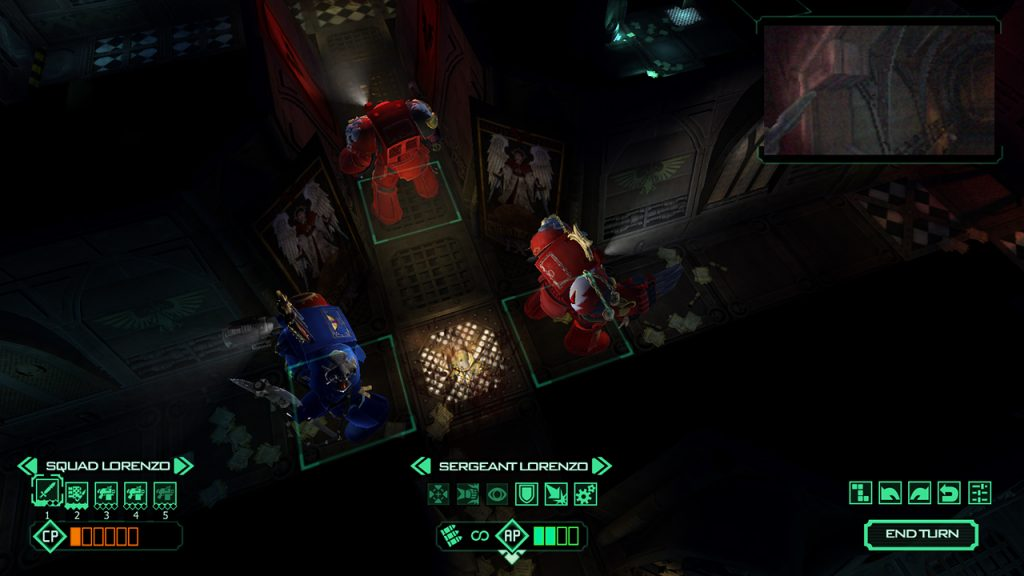 Space Hulk: Tactics – PS4 | Review | SquareXO