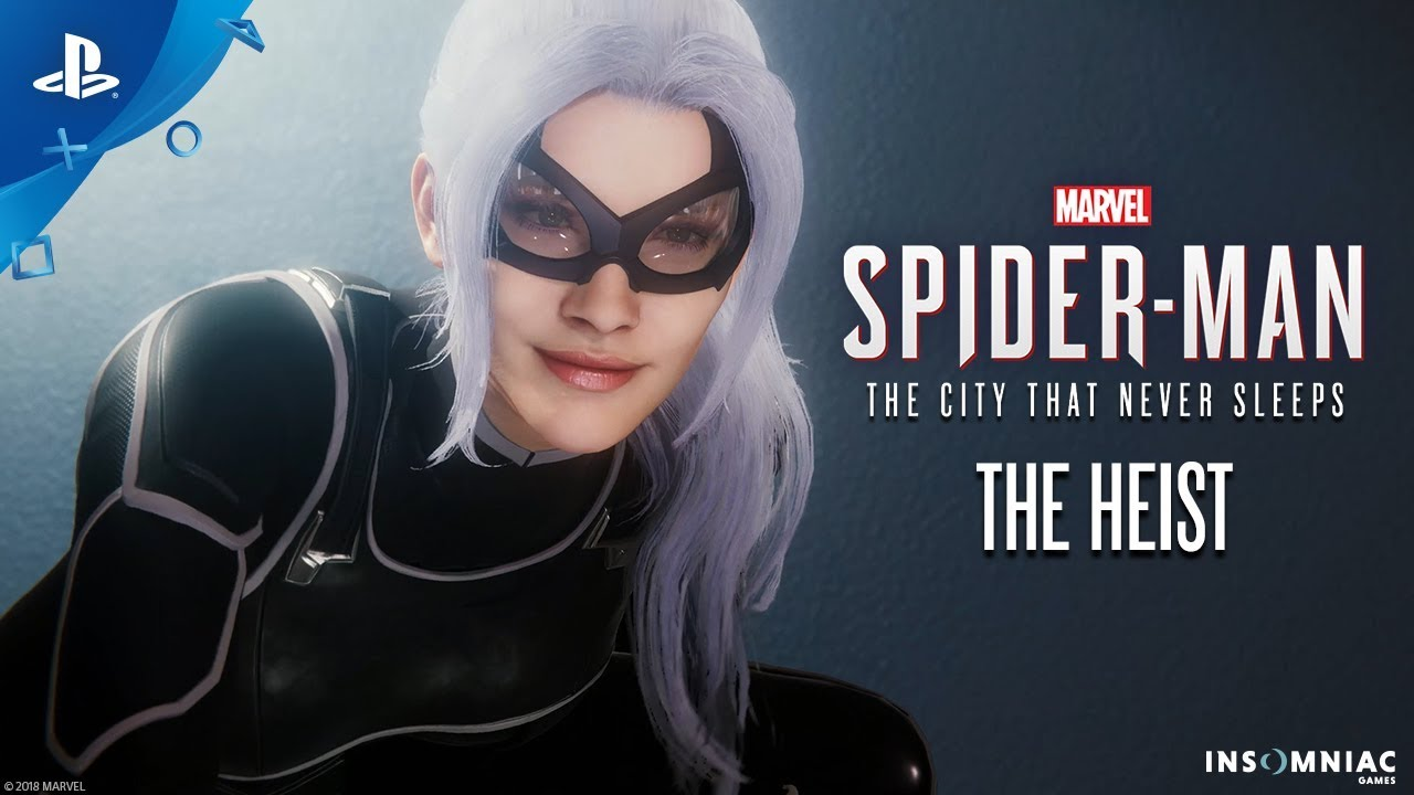 Spider-Man: The Heist – PS4 | Review