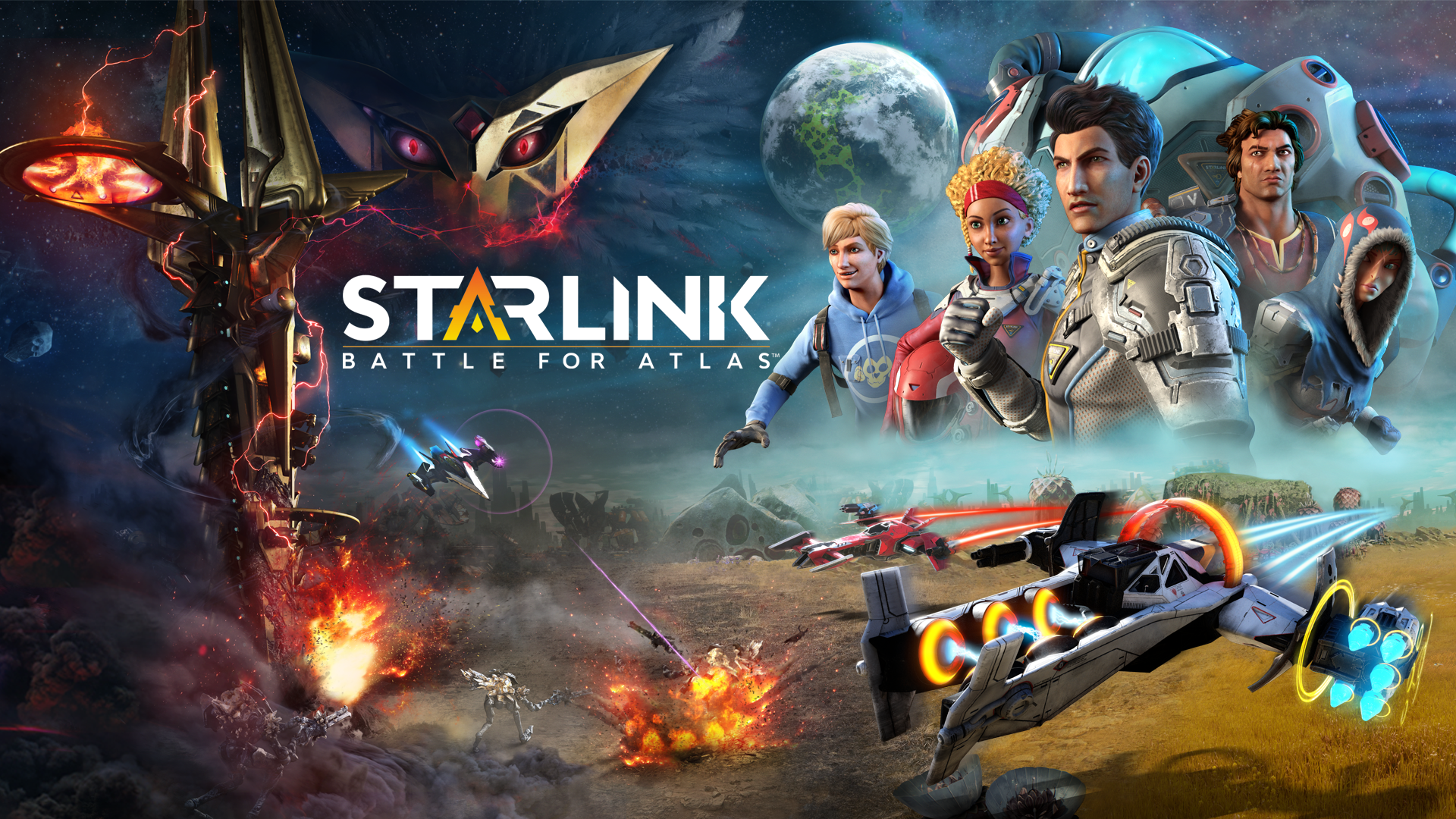 Starlink: Battle for Atlas – PS4 | Review