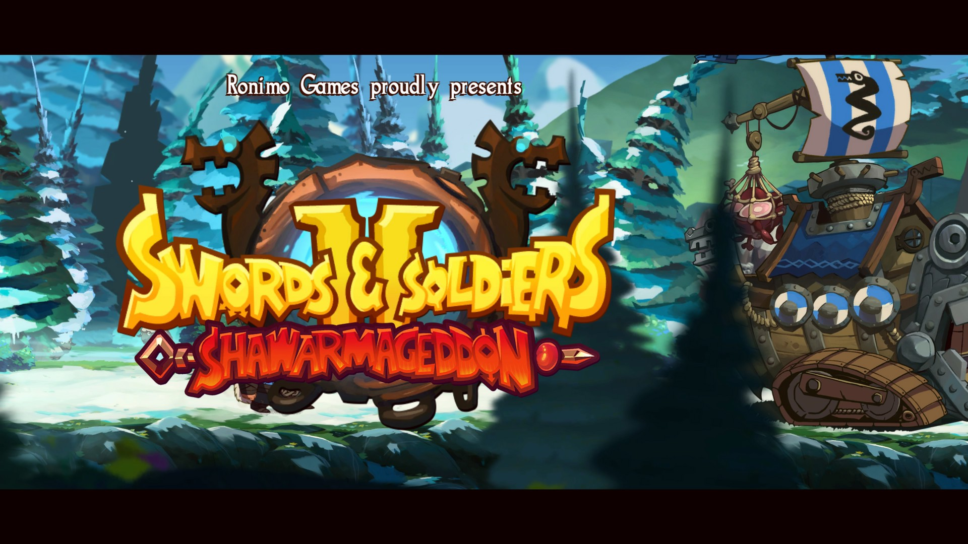 Swords and Soldiers 2 Shawarmageddon – PS4 | Review