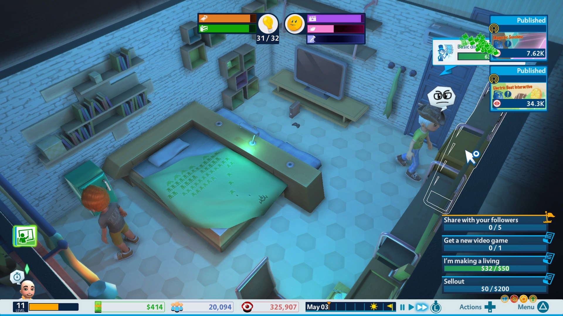 youtubers life omg edition pc