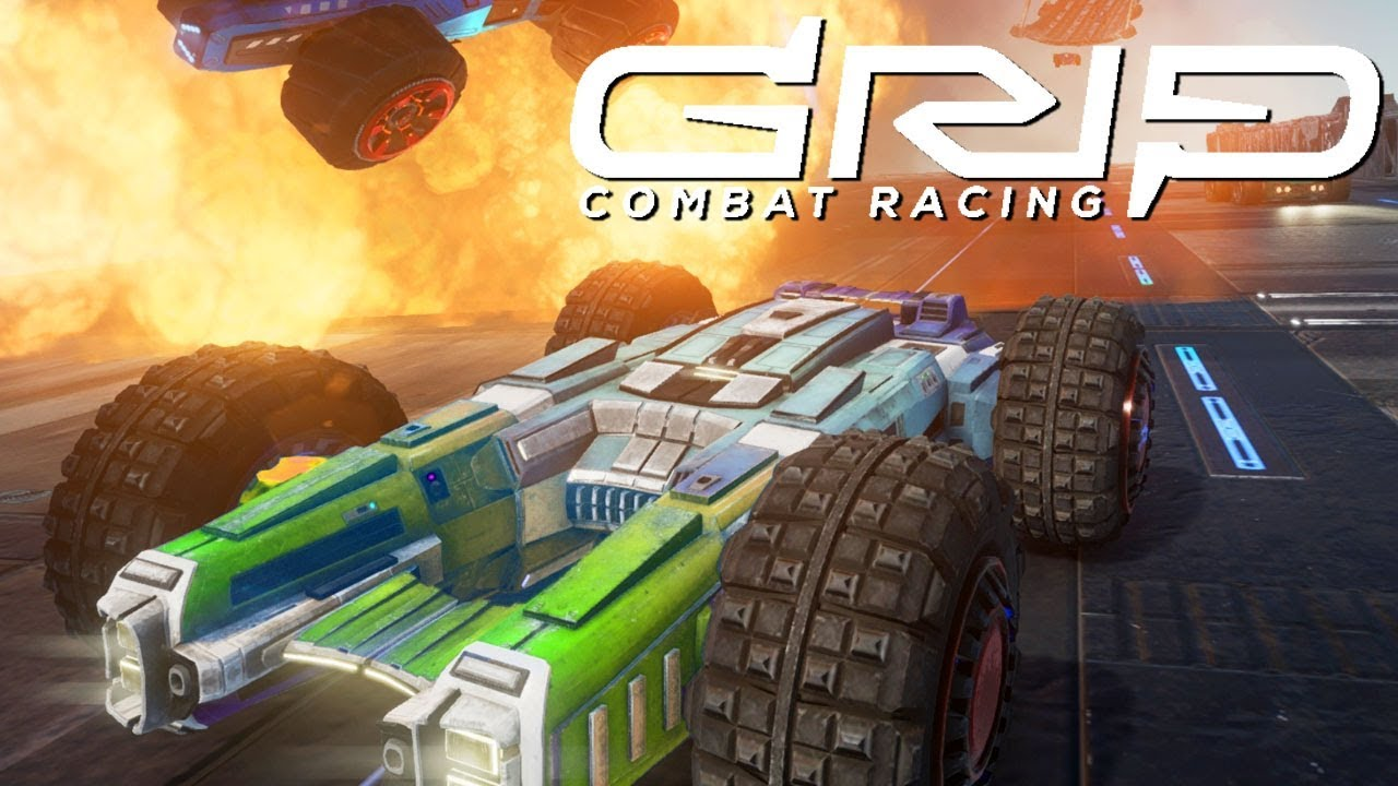 Grip: Combat Racing – PS4 | Review