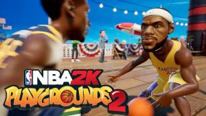 NBA 2K Playgrounds 2 – PS4 | Review