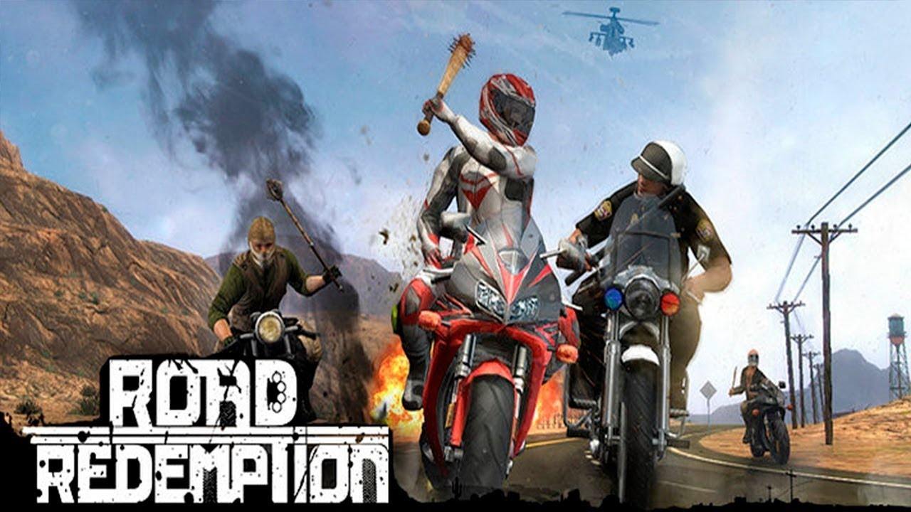 Road Redemption – PS4 | Review