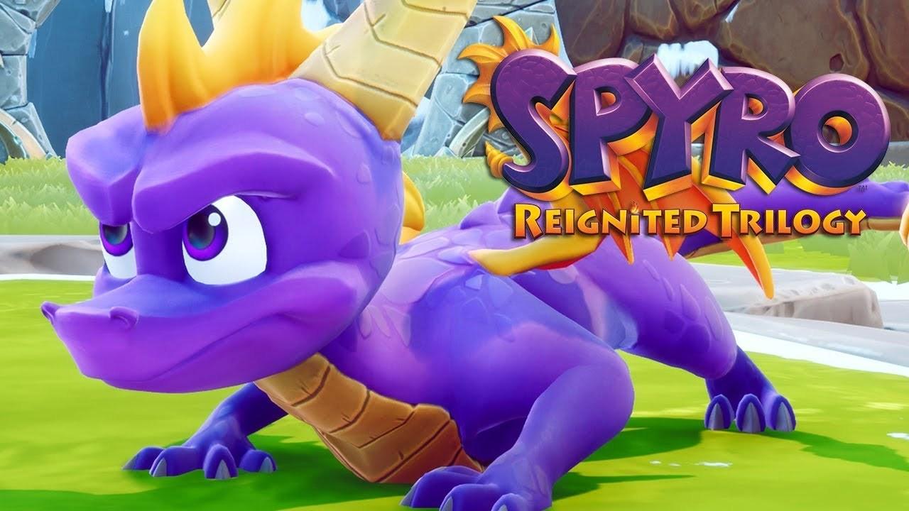My First Platinum Trophy   Spyro The Dragon Reignited