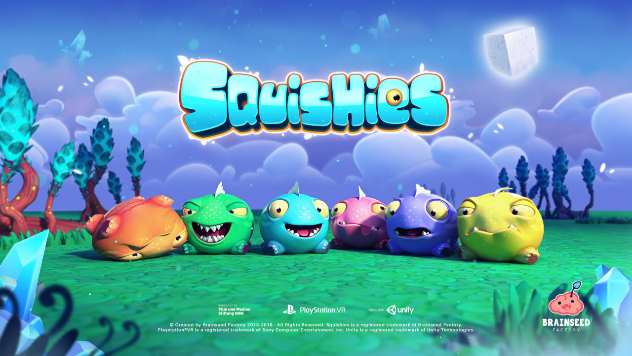 Squishies  – PSVR | Review