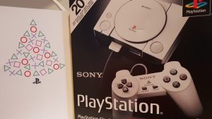 PlayStation Classic – A Nostalgic Trip into the past