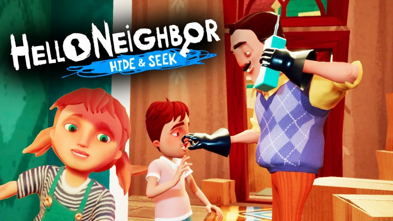 Hello Neighbour: Hide and Seek – PS4 | Review