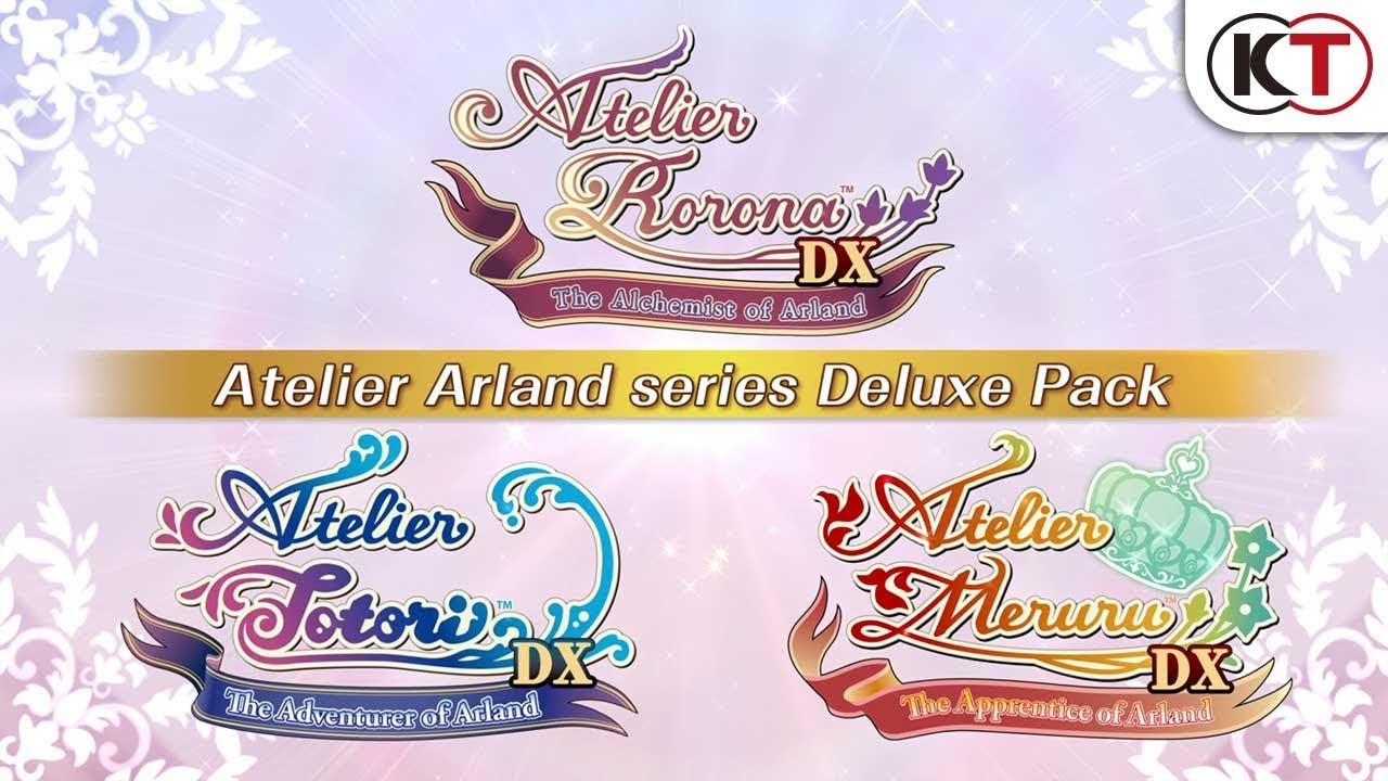 Atelier Arland Series Deluxe Pack – PS4 | Review